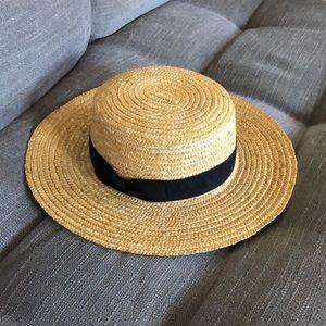 Lack of Color Straw Spencer Hat